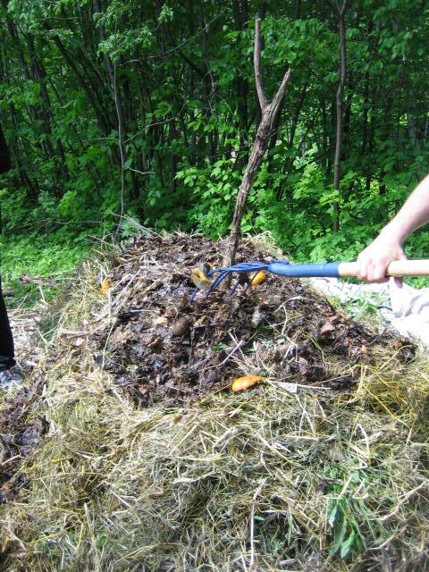 Building a pile